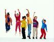 成长岁月0077,成长岁月,儿童,彩色服饰