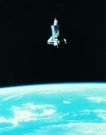 卫星科技0238,卫星科技,科技,蓝色地球
