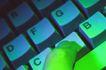 鼠标键盘0138,鼠标键盘,科技,手指按按键