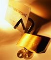 电子商务0153,电子商务,科技,一把锁