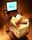 电子商务0160,电子商务,科技,购物车