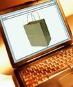 电子商务0167,电子商务,科技,纸袋子