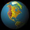地球仪百科0151,地球仪百科,科技,