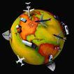 地球仪百科0162,地球仪百科,科技,