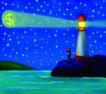 金融符号0045,金融符号,科技,灯塔
