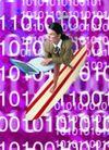 飞跃数码0032,飞跃数码,科技,二进制 数字 上网