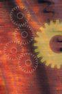高科技背景0041,高科技背景,科技,齿轮图案