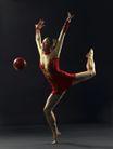 艺术体操0023,艺术体操,运动,体操姿势