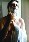 生活百态0032,生活百态,生活百科,毛巾 生活 刮胡子