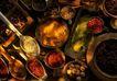素材瓜果0096,素材瓜果,生活百科,勺子 容器 农作物