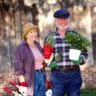 花园生活0023,花园生活,生活百科,爱劳动 勤快的老夫妻