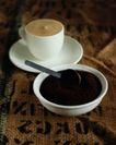 茶与咖啡0101,茶与咖啡,生活百科,粉末 咖啡粉 勺子