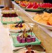 西式糕点0031,西式糕点,生活百科,食物 果盘 西瓜