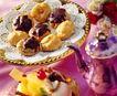 西式糕点0035,西式糕点,生活百科,点心 水壶 食物