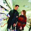 购物场景0034,购物场景,生活百科,超市 商品 选购