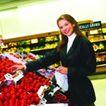 购物场景0070,购物场景,生活百科,选购水果 主妇