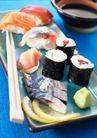食物多姿0018,食物多姿,生活百科,寿司 紫菜包裹
