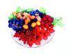 鲜味食物0040,鲜味食物,生活百科,水果 果盘 葡萄