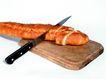 鲜味食物0047,鲜味食物,生活百科,切面包 小小砧板 一把尖刀