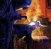 台北工业0188,台北工业,工业,焊工