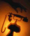 输电设备0078,输电设备,工业,旧式电话 伸手去拿