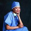 医学人员0003,医学人员,医学医药,女护士 护士服