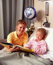 国外医疗0057,国外医疗,医学医药,看书 气球