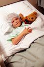 国外医疗0059,国外医疗,医学医药,躺着 玩具熊