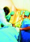 高科技治疗0034,高科技治疗,医学医药,病人 病车 吊瓶