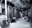 北京胡同0118,北京胡同,中华图片,胡同道路 居民 旧房子