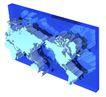 3D地球0052,3D地球,综合,