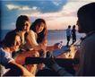 个性一族0183,个性一族,广告创意,渡假 开心笑容