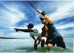 体育运动0095,体育运动,广告创意,钩鱼 海水 水域