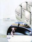 动物创意0005,动物创意,广告创意,手机 坐车的狗