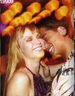 情侣摄影0019,情侣摄影,广告创意,酒吧 跳舞 脸碰脸