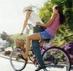 情侣摄影0054,情侣摄影,广告创意,去兜风 坐自行车