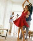 情侣摄影0055,情侣摄影,广告创意,红色裙子 转圈