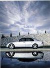 汽车广告0147,汽车广告,广告创意,车子倒影