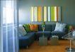 装饰创意0032,装饰创意,广告创意,沙发 靠垫 家具