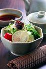 中餐文化0040,中餐文化,美食,瓷碗 饭碗 果片