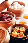 中餐文化0053,中餐文化,美食,蒸笼 清茶