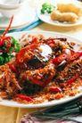 中餐文化0061,中餐文化,美食,海鲜食物