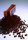 咖啡0079,咖啡,美食,一堆咖啡豆