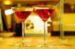 洋酒文化0070,洋酒文化,美食,红色酒液