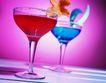 洋酒文化0093,洋酒文化,美食,高脚杯 水果片 水果汁