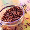 香醇咖啡0027,香醇咖啡,美食,一罐咖啡豆
