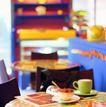 香醇咖啡0032,香醇咖啡,美食,饭桌 桌子 椅子
