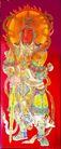 典藏文化0048,典藏文化,中国传统,神像造型