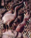 典藏文化0060,典藏文化,中国传统,花鸟木雕