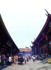 祈福0013,祈福,中国传统,神庙 香客